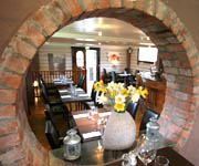 The Log House April 2017 - Picture of The Log House, Ambleside ...