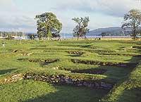 Galava Roman Fort