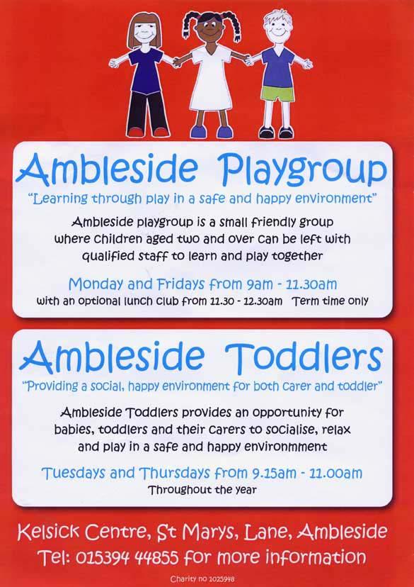 Ambleside Playgroup